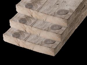 gebruikt steigerhout