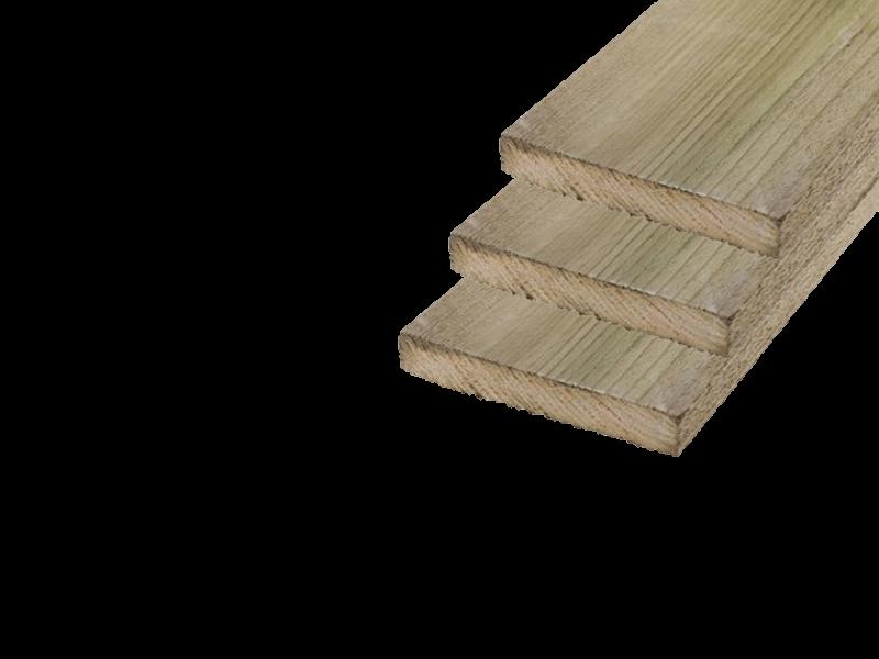 geimpregneerd-steigerhout